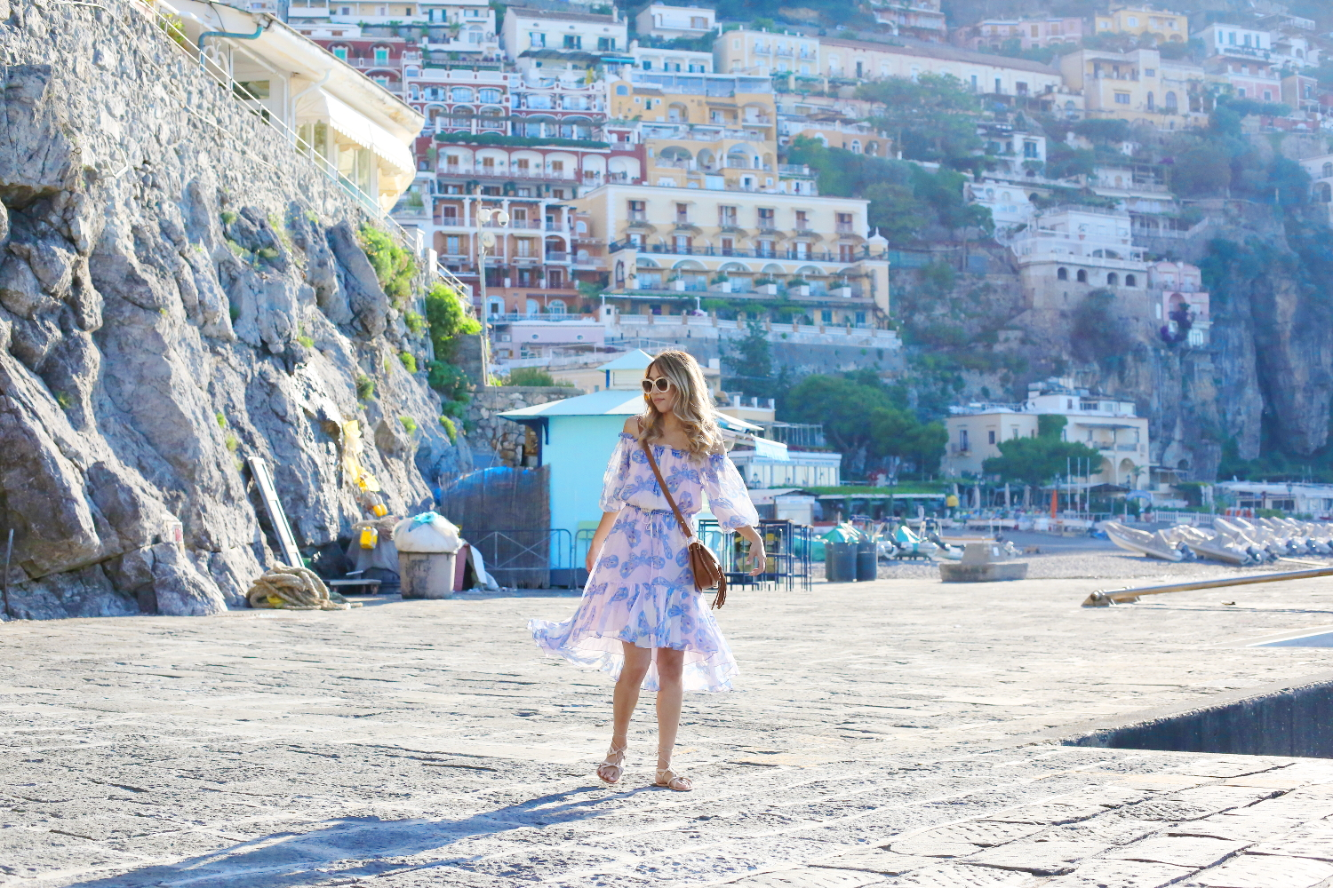 Beyond Basic Blog Positano Italy
