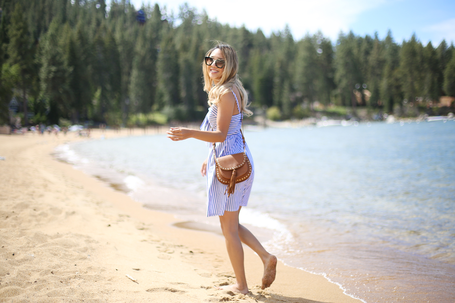 Beyond Basic Blog Zepyhr Cove South Lake Tahoe Shein Dress