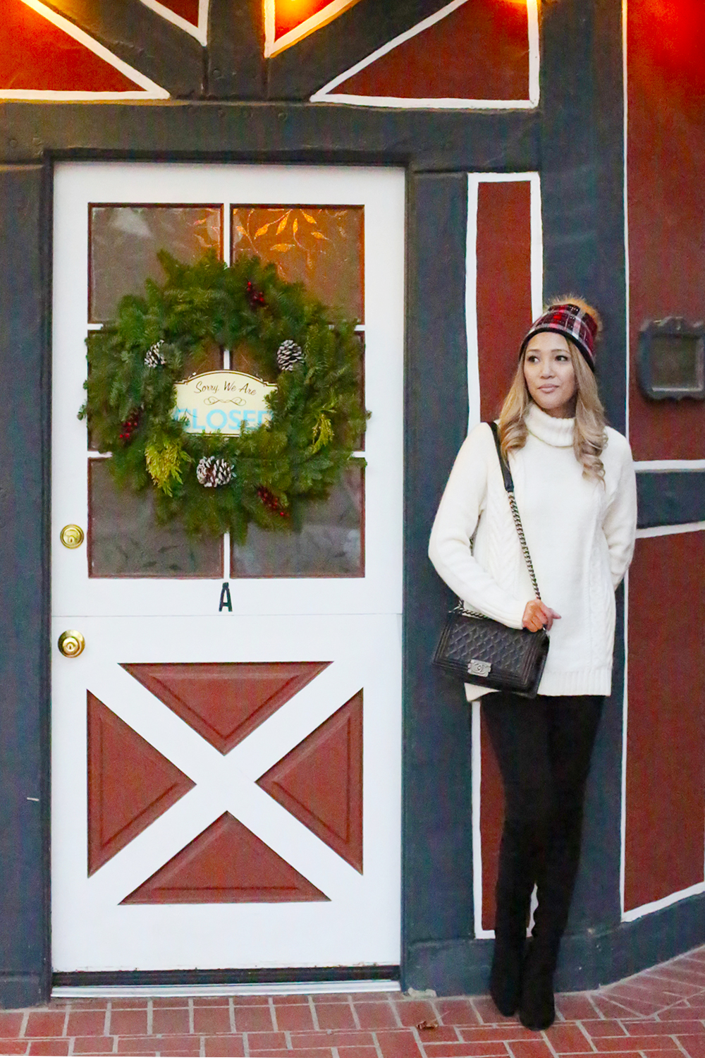 Beyond Basic Blog Christmas in Solvang California