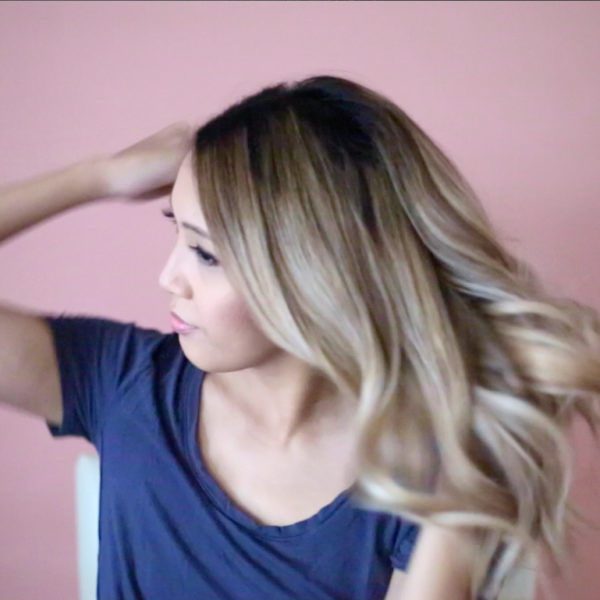 Beyond Basic Blog How I Curl My Hair T3 Whirl Trio