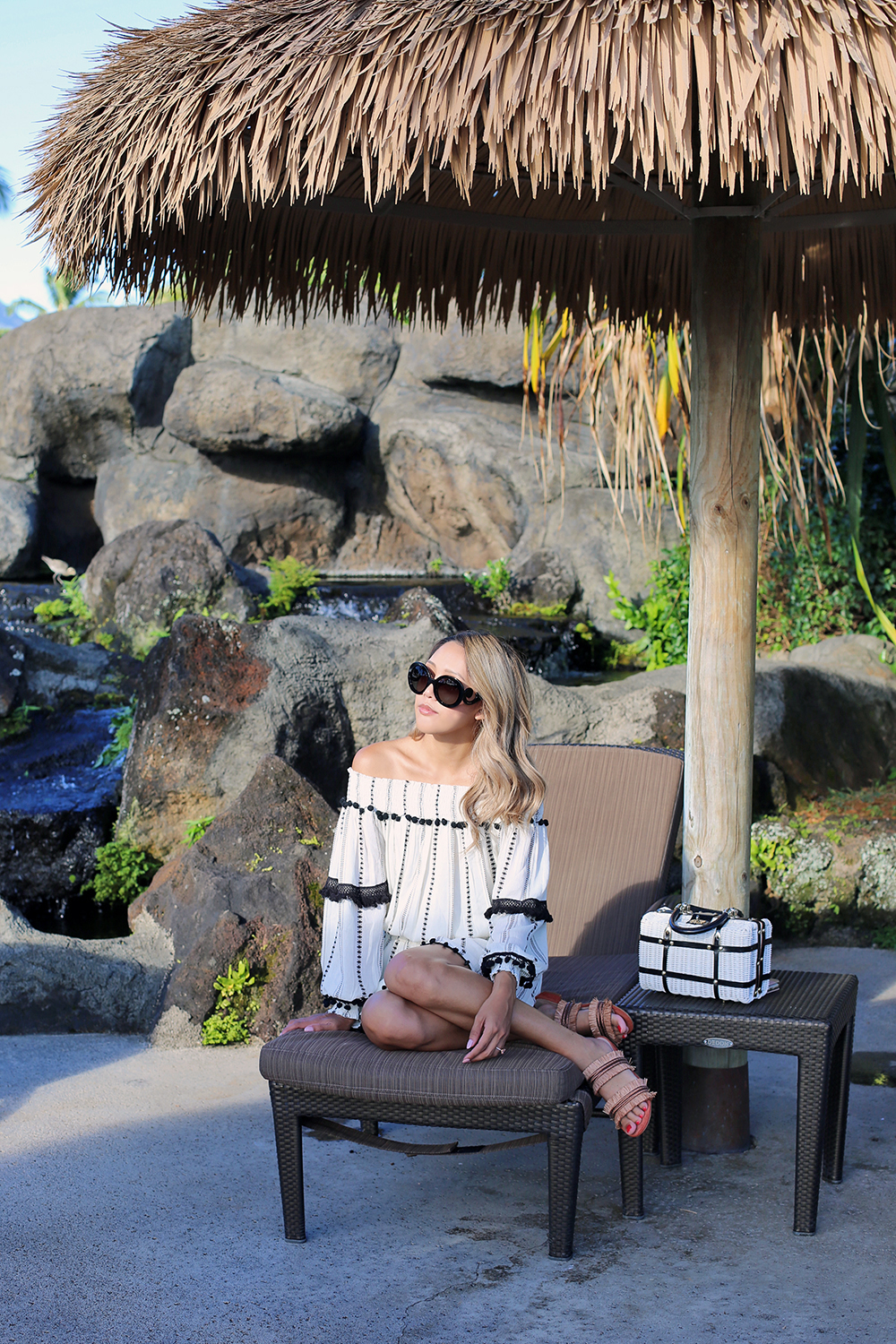Beyond Basic Blog The Westin Princeville Hotel Review Poolside